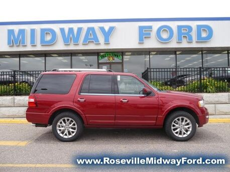 2017 Ford Expedition Limited Roseville MN