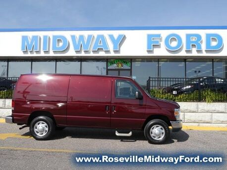 2011 Ford Econoline Cargo Van Commercial Roseville MN