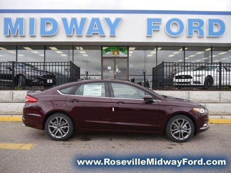 2017 Ford Fusion S Roseville MN