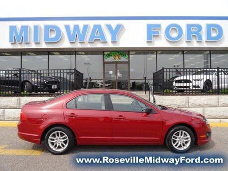 2010 Ford Fusion S Roseville MN