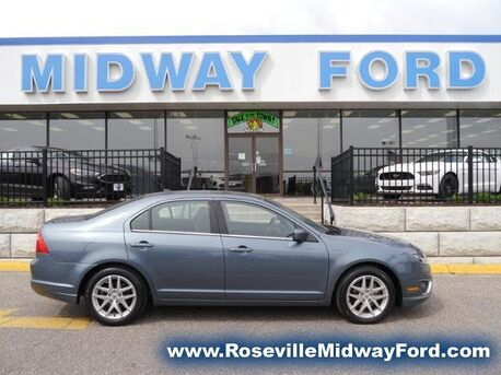 2012 Ford Fusion SEL Roseville MN