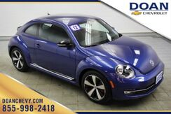 2012 Volkswagen Beetle 2.0T Turbo PZEV Rochester NY