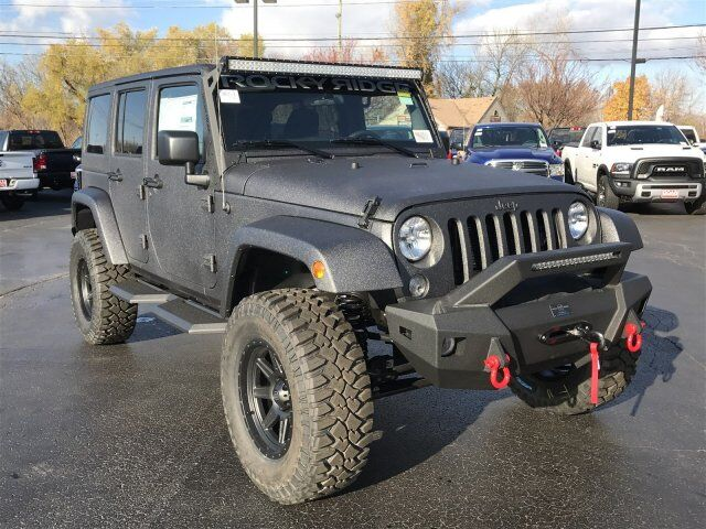 2017 Jeep Wrangler Unlimited Rochester NY 15751771