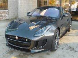 2017 Jaguar F-TYPE R Tacoma WA