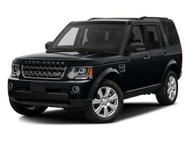 2016 Land Rover LR4 4DR 4WD Tacoma WA