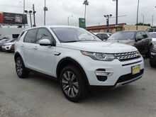 2017 Land Rover Discovery Sport HSE Luxury Pasadena CA