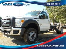 2016 Ford Super Duty F-550 DRW XL Smyrna GA