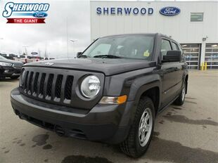 2016 Jeep Patriot Sport Sherwood Park AB