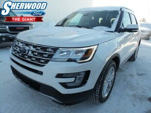 2017 Ford Explorer Limited Sherwood Park AB