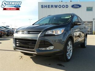 2016 Ford Escape Titanium Sherwood Park AB