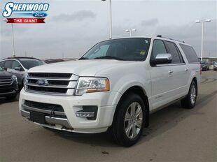 2015 Ford Expedition Max Platinum Sherwood Park AB