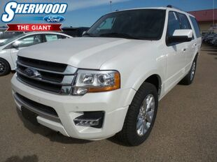 2017 Ford Expedition Limited Sherwood Park AB