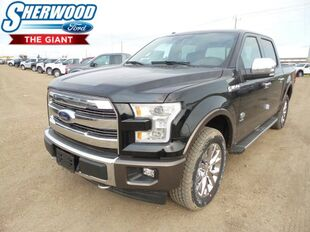 2017 Ford F-150 King Ranch Sherwood Park AB