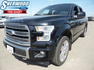 2017 Ford F-150 Limited Sherwood Park AB