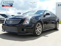 Cadillac CTS-V Coupe 2DR CPE 2011