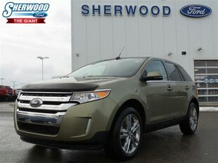 2012 Ford Edge Limited Sherwood Park AB