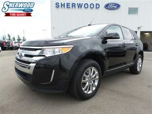 2014 Ford Edge Limited Sherwood Park AB