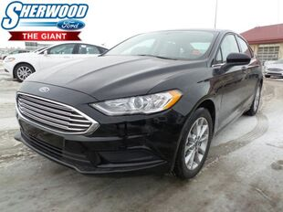 2017 Ford Fusion S Sherwood Park AB