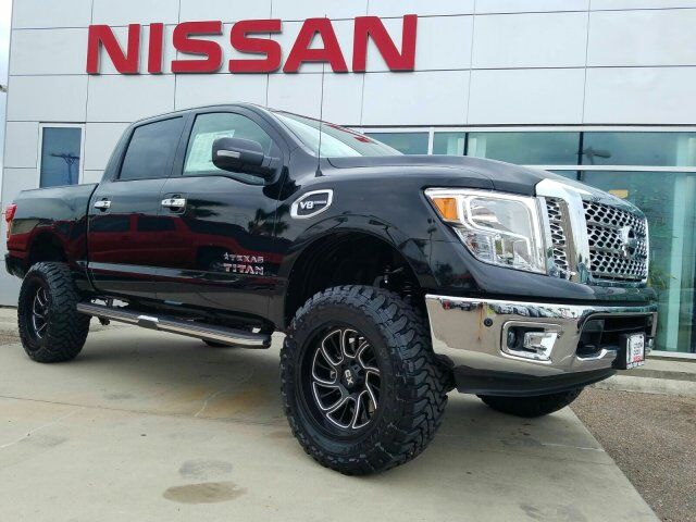 2017 nissan titan sv harlingen tx 18384786. Black Bedroom Furniture Sets. Home Design Ideas