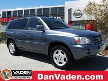2006 Toyota Highlander Limited w/3rd Row Savannah GA