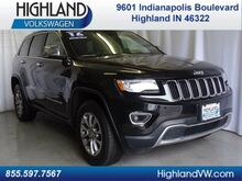2016 Jeep Grand Cherokee Limited Highland IN
