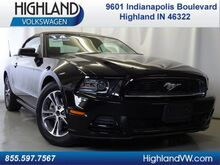2014 Ford Mustang V6 Premium Highland IN