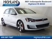 2017 Volkswagen Golf GTI SE Highland IN