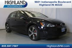 2017 Volkswagen Golf GTI S Highland IN