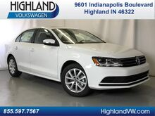 2017 Volkswagen Jetta Sedan 1.4T SE Highland IN