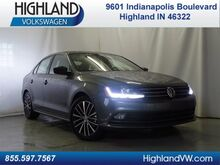 2017 Volkswagen Jetta Sedan 1.8T Sport Highland IN