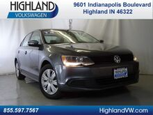 2014 Volkswagen Jetta Sedan SE Highland IN