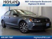 2016 Volkswagen Jetta Sedan 1.4T SE Highland IN