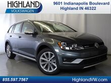 2017 Volkswagen Golf Alltrack SE Highland IN