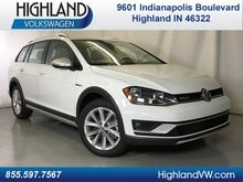 2017 Volkswagen Golf Alltrack S Highland IN