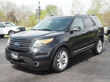 2013 Ford Explorer Limited Cortland OH