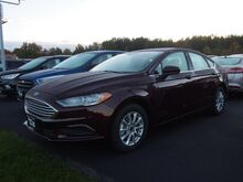 2017 Ford Fusion S Cortland OH