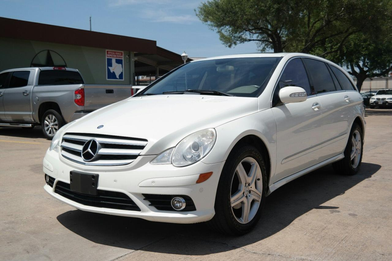 Used mercedes benz houston tx for 2008 mercedes benz r350 recalls