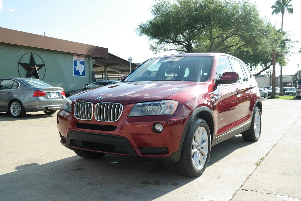 2013 BMW X3 xDrive28i Houston TX