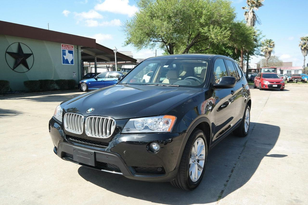 2014 BMW X3 xDrive28i Houston TX