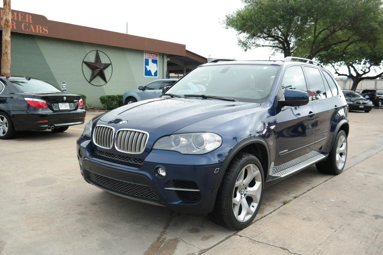 2012 BMW X5 35d Houston TX