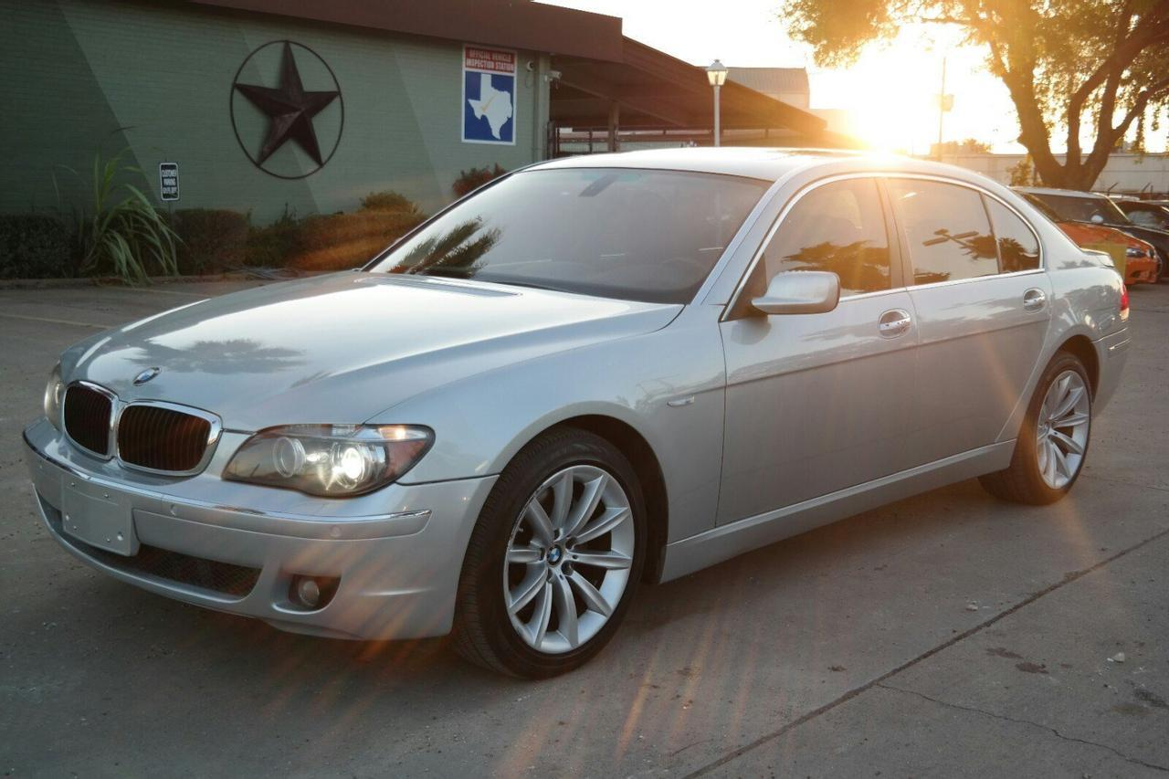 2008 BMW 7 Series 750Li Houston TX
