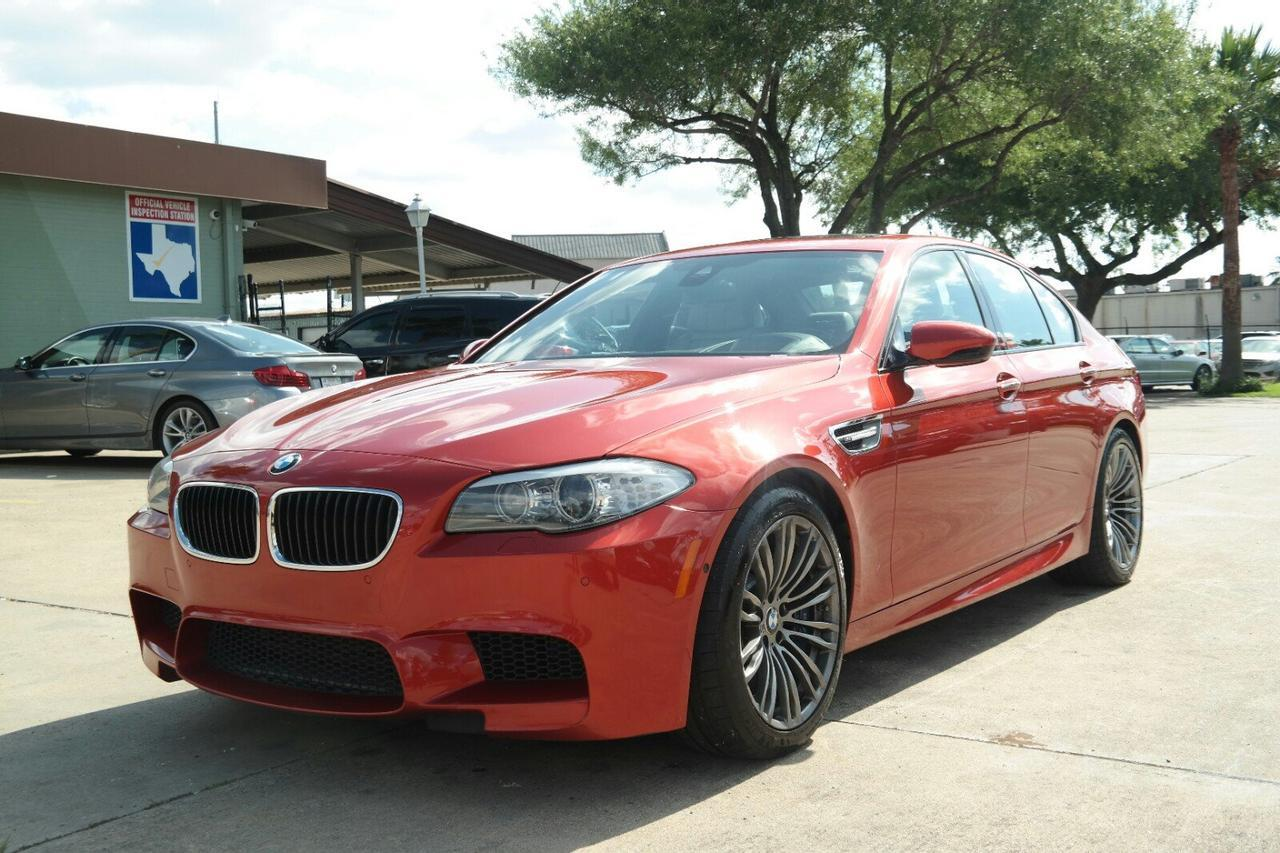 2013 BMW M5  Houston TX