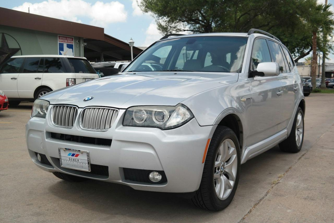 2008 BMW X3 3.0si Houston TX