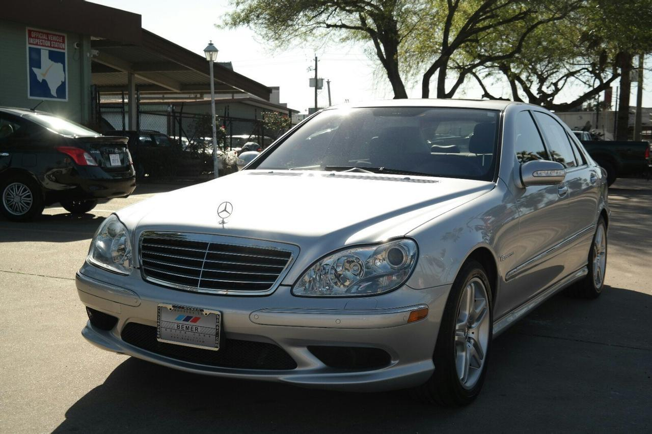 2005 mercedes benz s class amg houston tx 17299803 for 2005 s500 mercedes benz