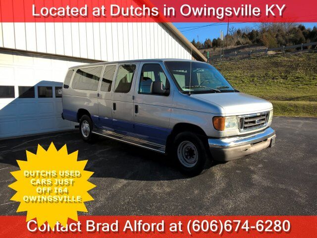 2003 Ford Econoline Wagon  Mt. Sterling KY