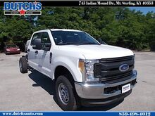 2017 Ford Super Duty F-350 SRW XL Crew Cab Chassis-Cab Mt. Sterling KY
