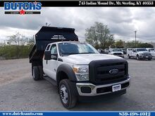 2016 Ford Super Duty F-450 DRW XL Extended Cab Chassis-Cab Mt. Sterling KY
