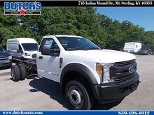 2017 Ford Super Duty F-450 DRW XL Regular Cab Chassis-Cab Mt. Sterling KY