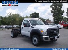 2016 Ford Super Duty F-450 DRW XL Regular Cab Chassis-Cab Mt. Sterling KY