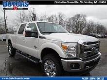 2016 Ford Super Duty F-250 SRW LARIAT Crew Cab Pickup Mt. Sterling KY
